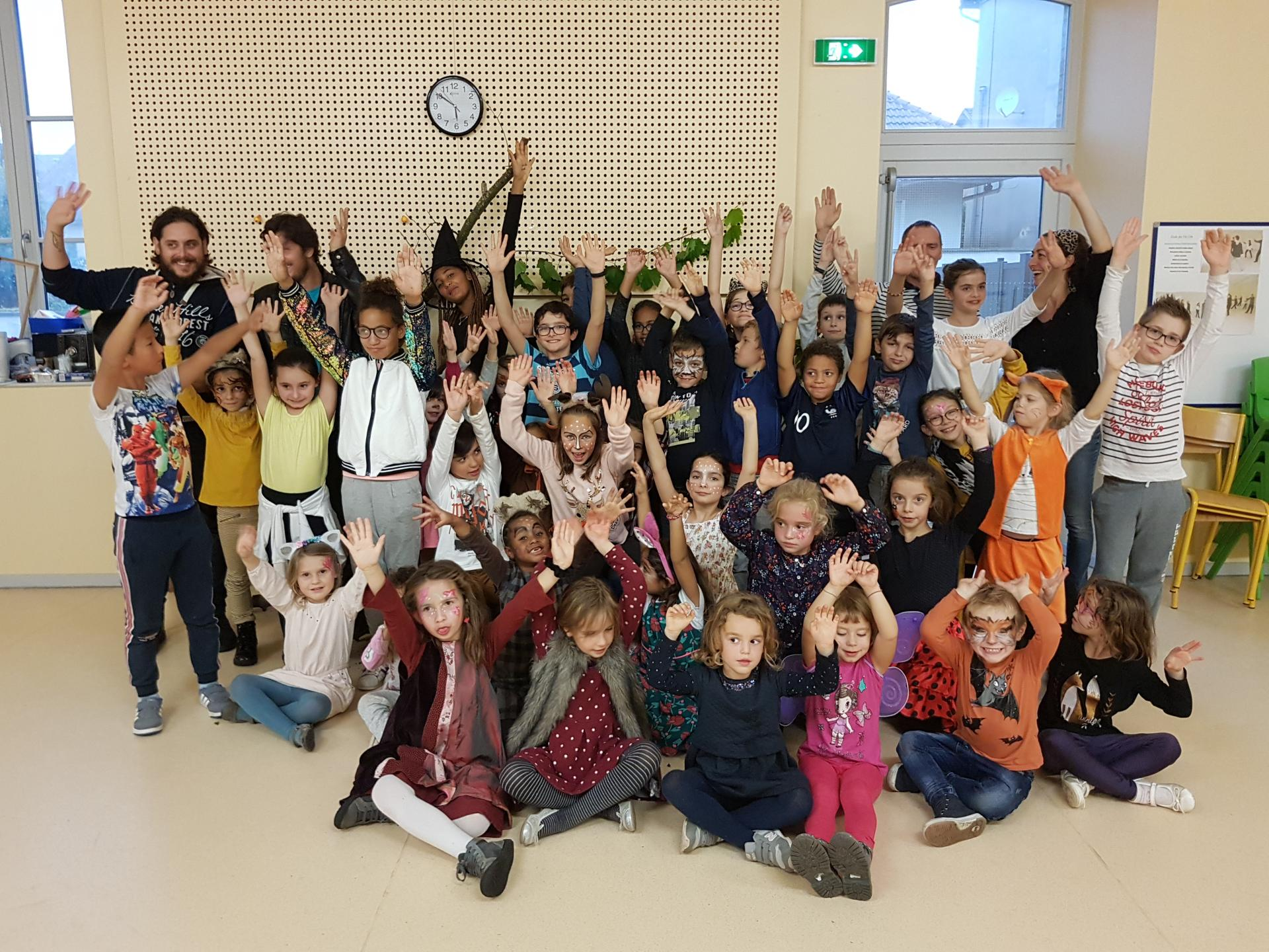 Groupe des primaires (3)