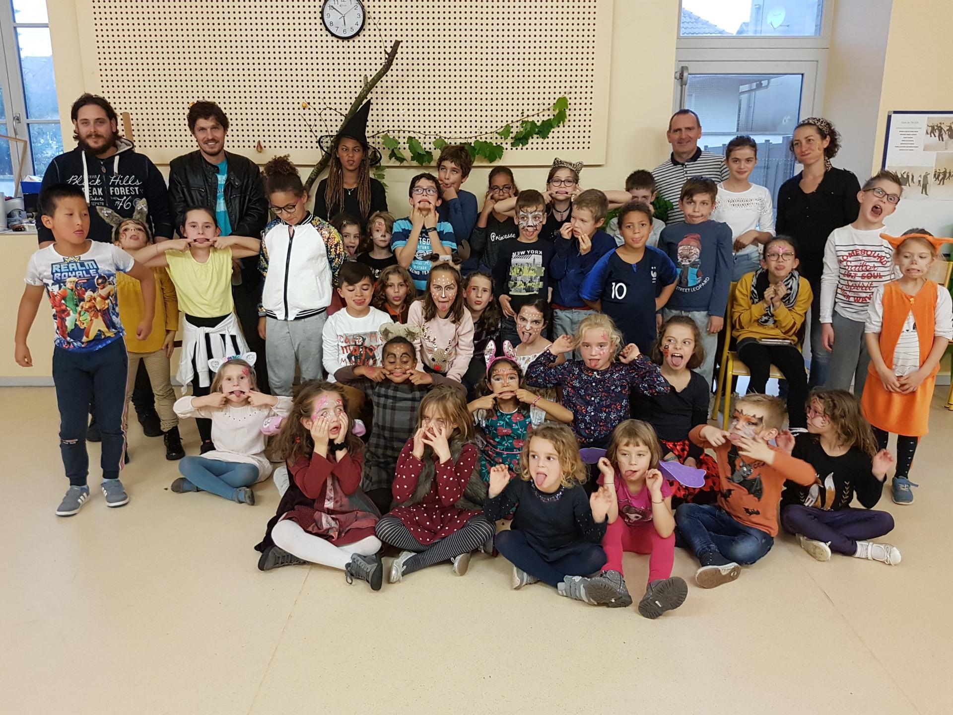 Groupe des primaires (4)