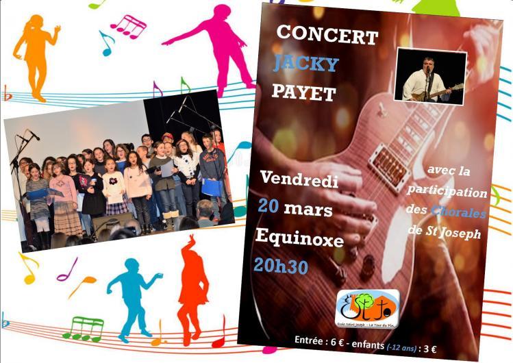 Affiche soiree concert 3