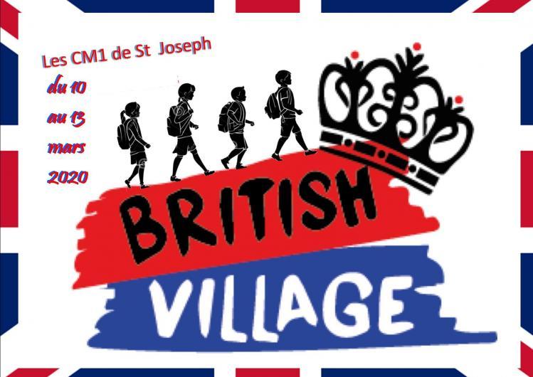 British village 2020