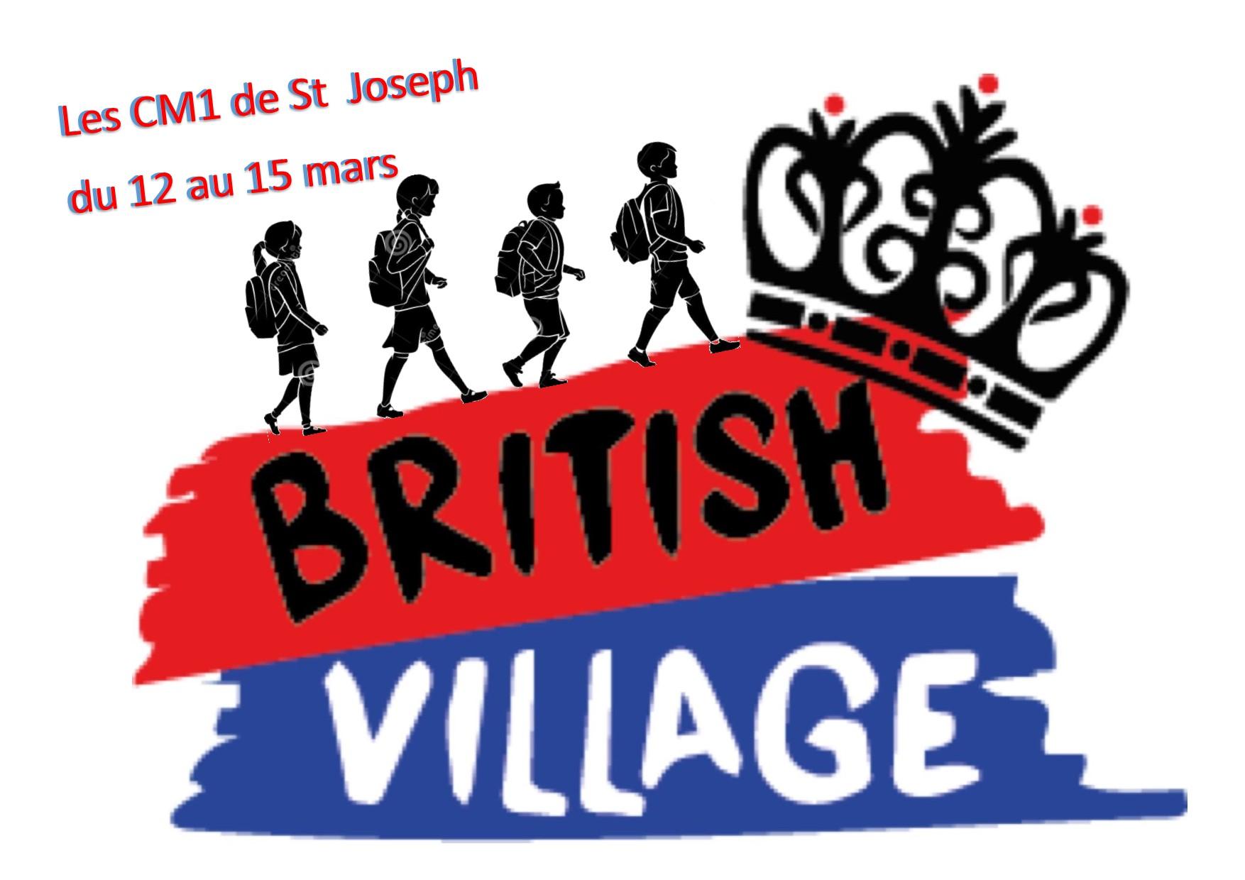 British village