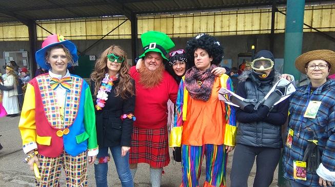 Carnaval equipe