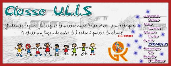 Classe ulis