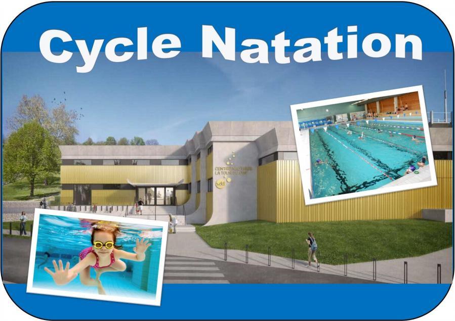 Cycle natation