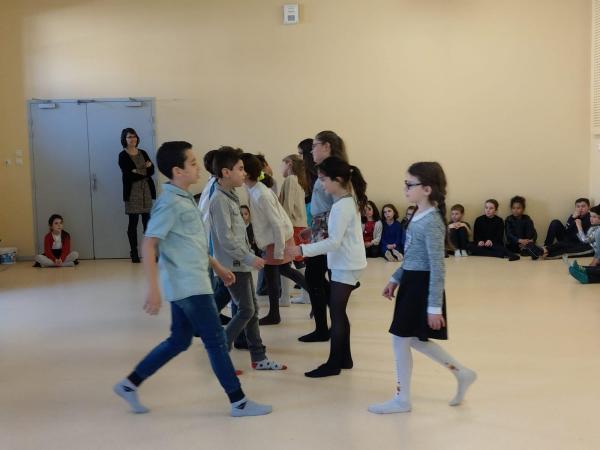 Danse folk cm1