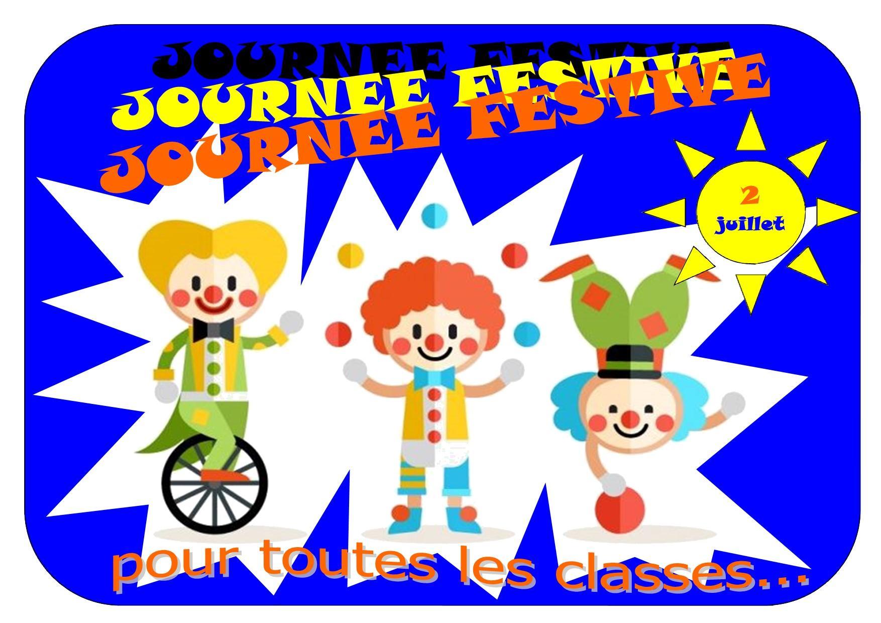 Journee festive 2021