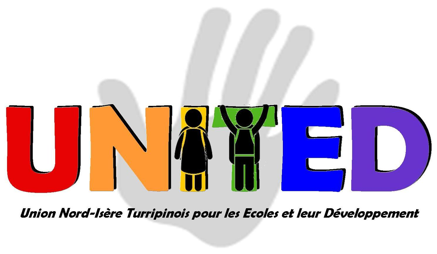 Logo united avec main 1