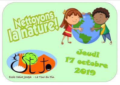 Nettoyage nature