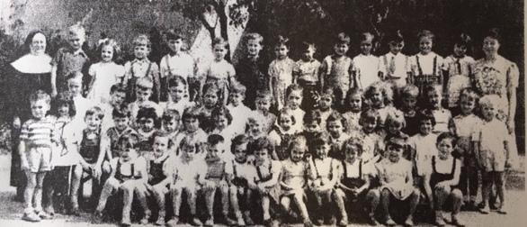 Photo eleves 1951