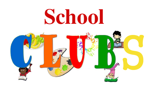 School clubs fin