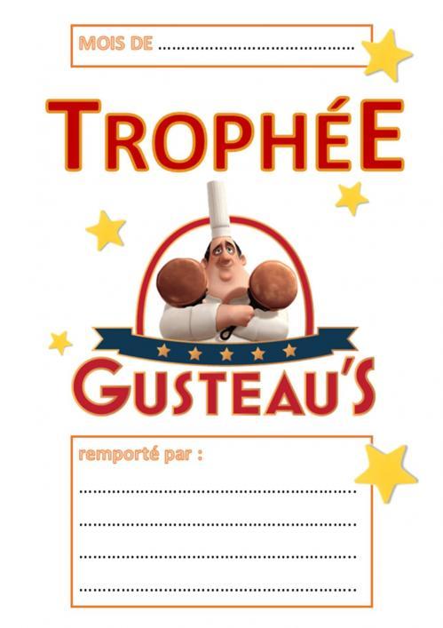 Trophee gusteau
