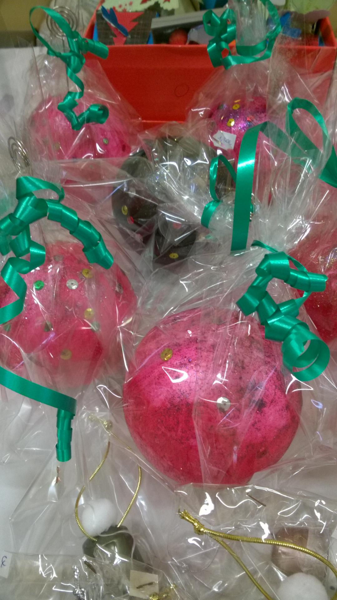 Boules porte photo des CE2P